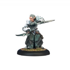 Retribution Warcaster Garryth, Blade of Retribution